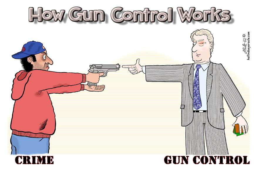 Funny Gun Control Signs Keywords: gun control cartoon