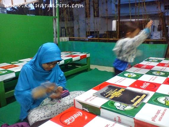 Sentra Kuliner Depan Stasiun Kota Baru Malang