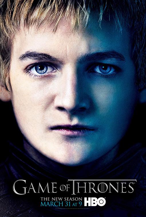 Joffrey poster 3T - Juego de Tronos en los siete reinos