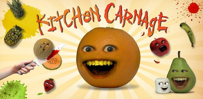 Cartoon Network Annoying Orange Oyunları