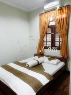 woman vacation rental at yogya