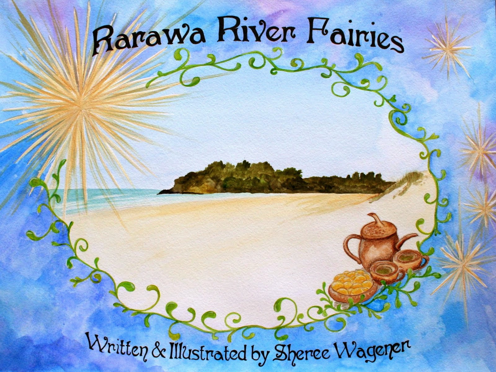 Rarawa River Fairies