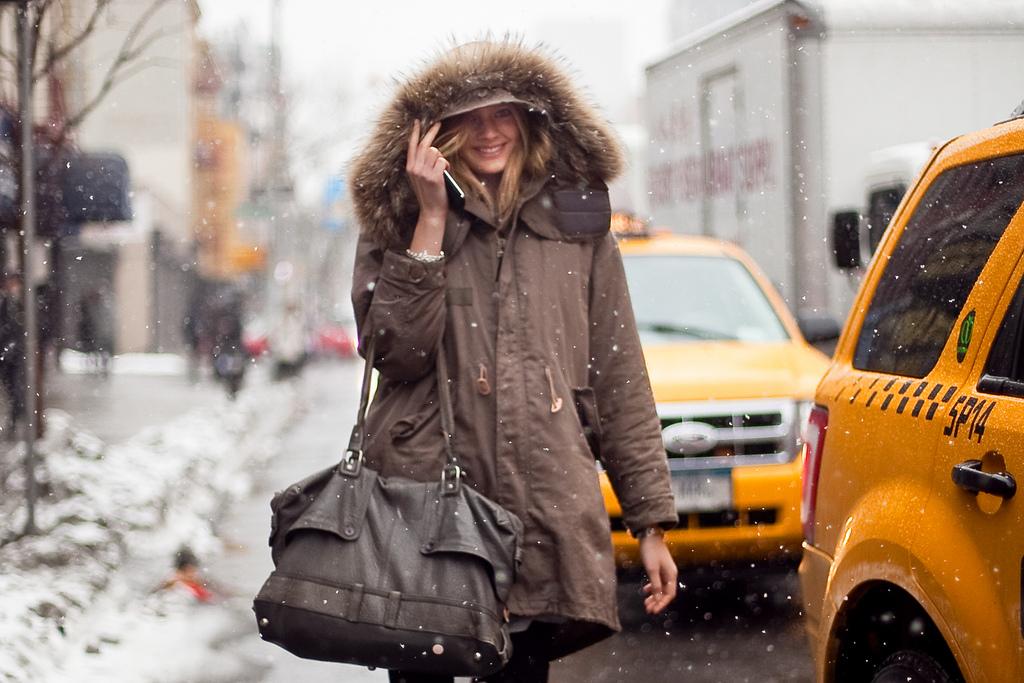 Street Style Constance Jablonski