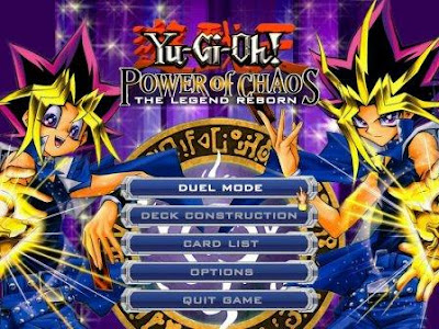 Yu-Gi-Oh! Power Of Chaos The Legend Reborn