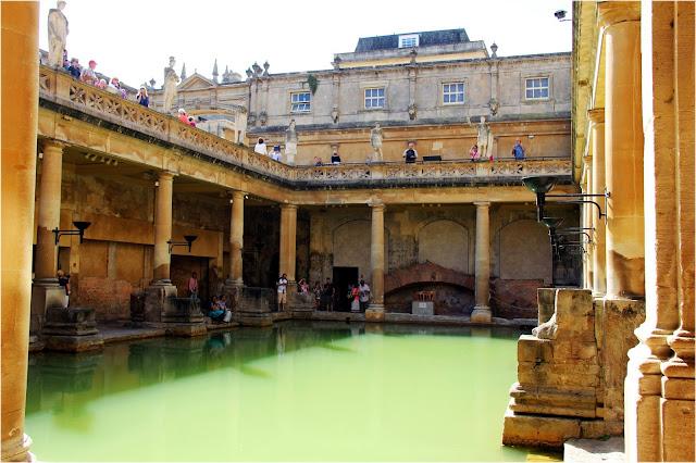 Bath, casa de banho romana