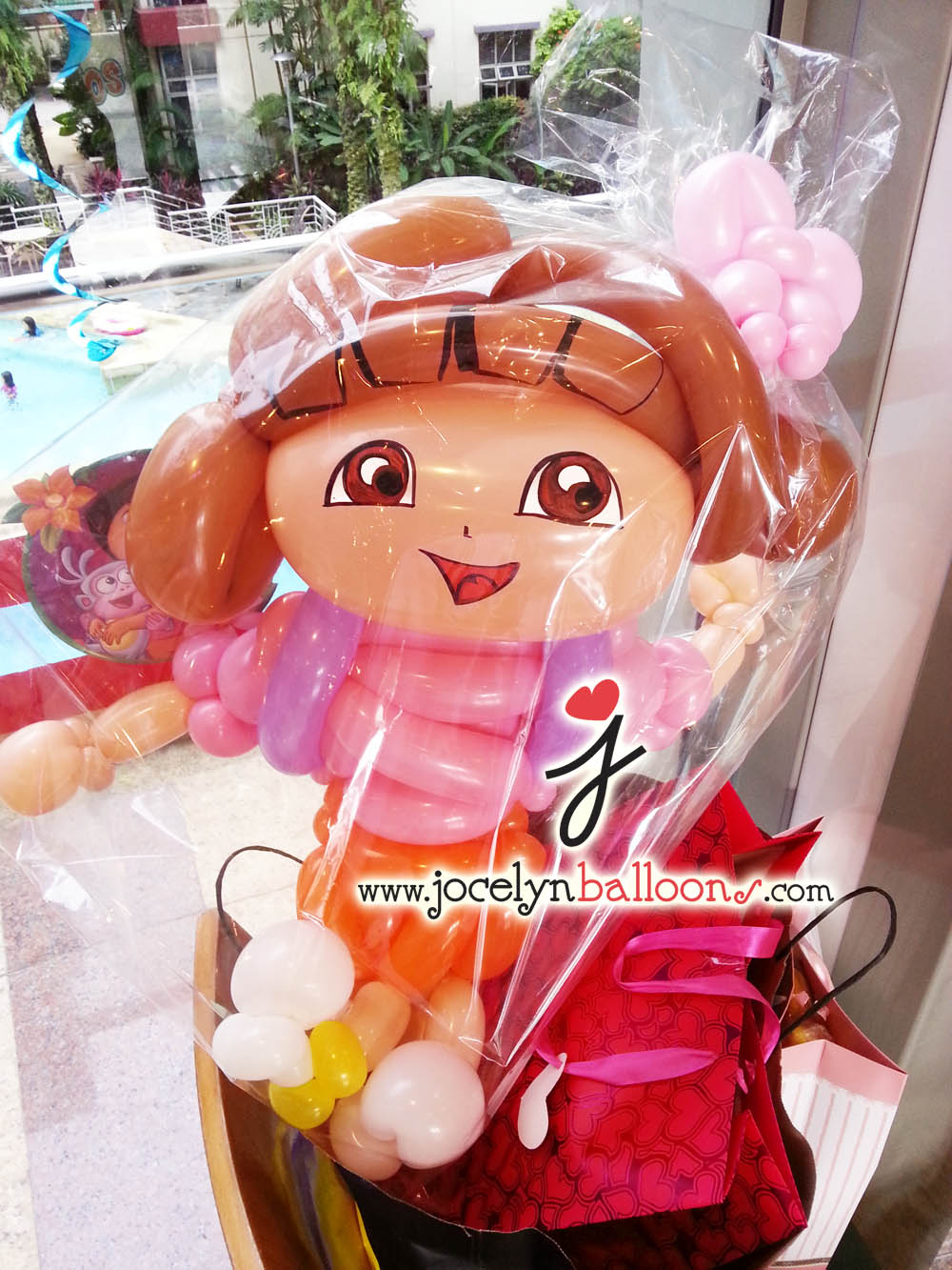Jocelyn Ng Professional Balloon Artist Blog Balloon Sculpting