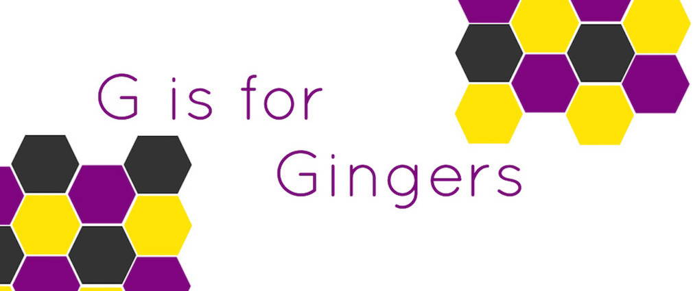 G is for Gingers