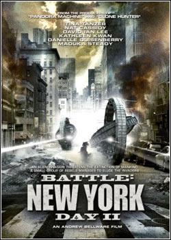 Modelo Capa Download   Battle New York Day 2   DVDRip AVi (2011)