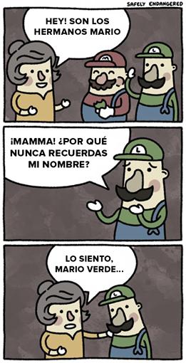 Los hermanos Mario