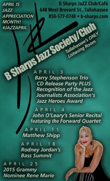 B Sharps Jazz Cafe West Brevard Street Tallahassee Fl