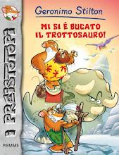 Marzo 2012. I Preistotopi #5: Mi si è bucato il trottosauro! [narrativa]