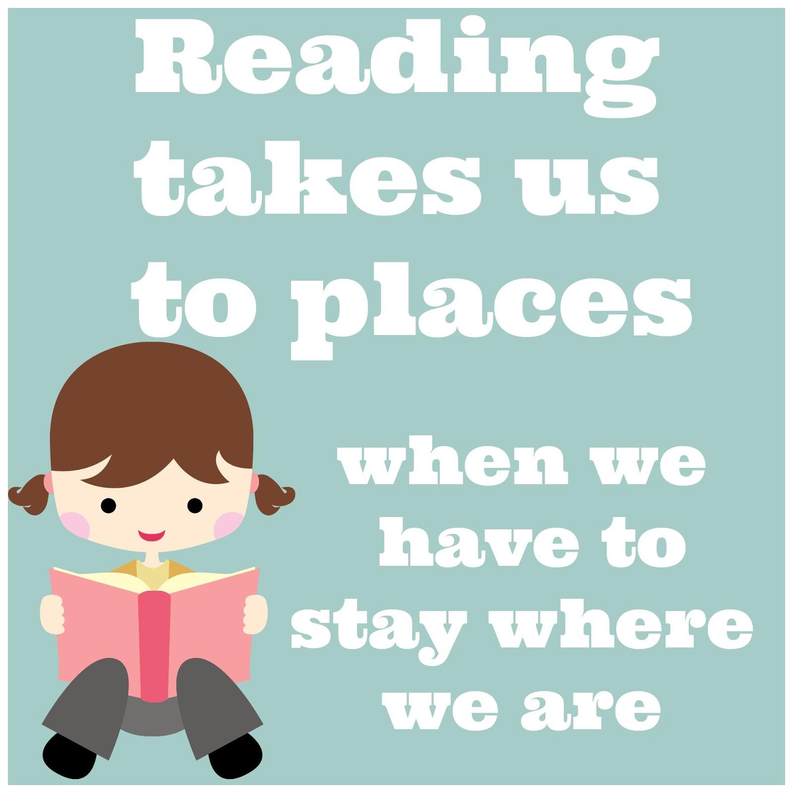 Reading Magic Books