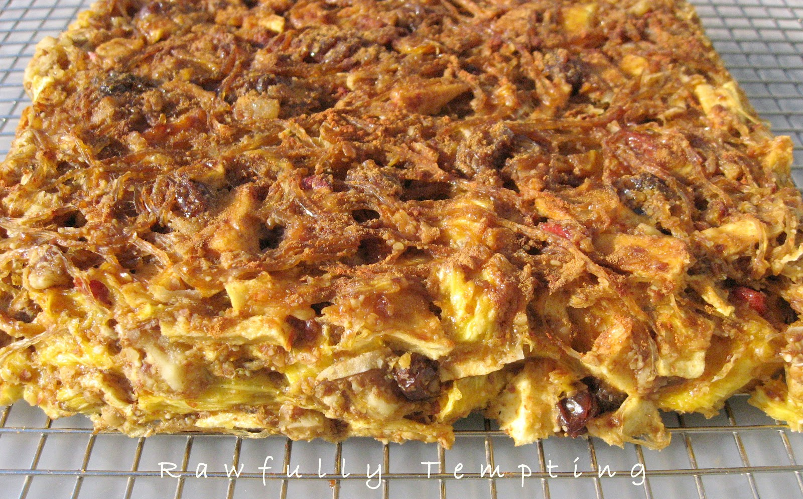 Just Like Grammy Leas' - Raw Noodle Kugel (Pudding)
