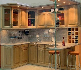 Corner kitchen cabinet designs.  An Interior Design