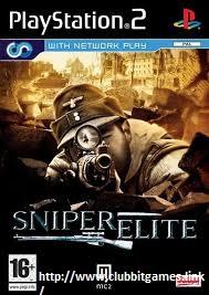Link Sniper Elite ps2 iso clubbit