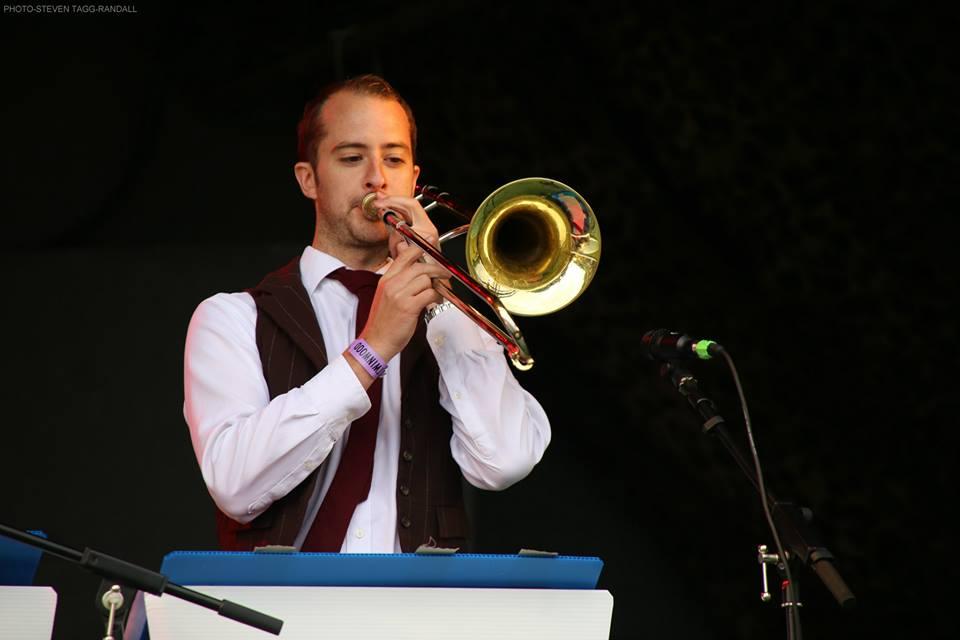 Tom Green - Trombone
