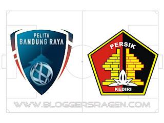 Prediksi Pertandingan Persik vs Pelita Bandung Raya