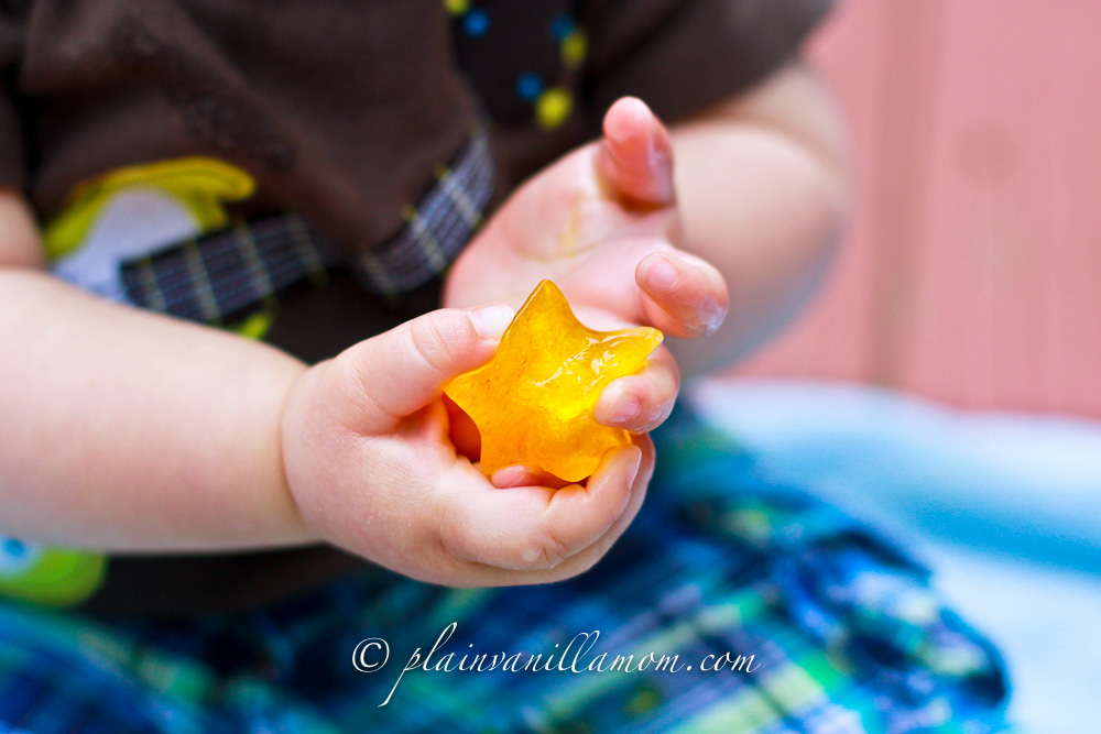 Can You Store Baby Food In Ice Cube Trays