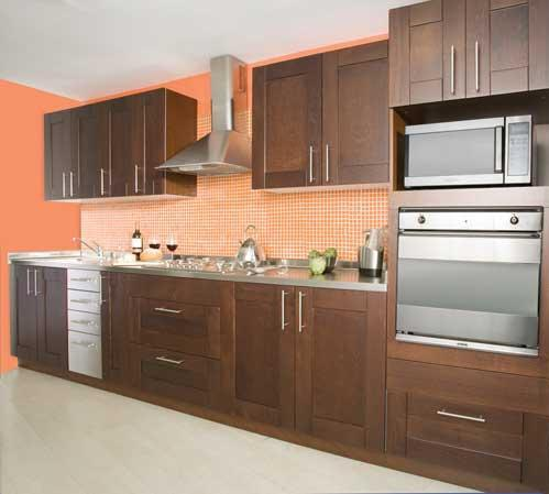 Mueble y dise o cocinas for Diseno muebles para cocina