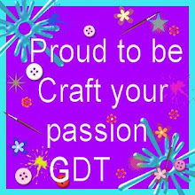 Previous GDT in April 2011 for Craft Your Passion