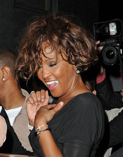 Whitney Houston, Best Quotes,Last Images