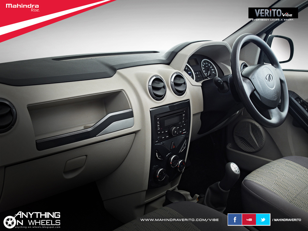 The interiors stay true to the verito sedan as well and that means the vibe would be one of the most spacious hatchbacks on sale in india
