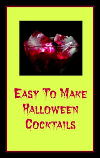 Easy To Make Halloween Cocktails