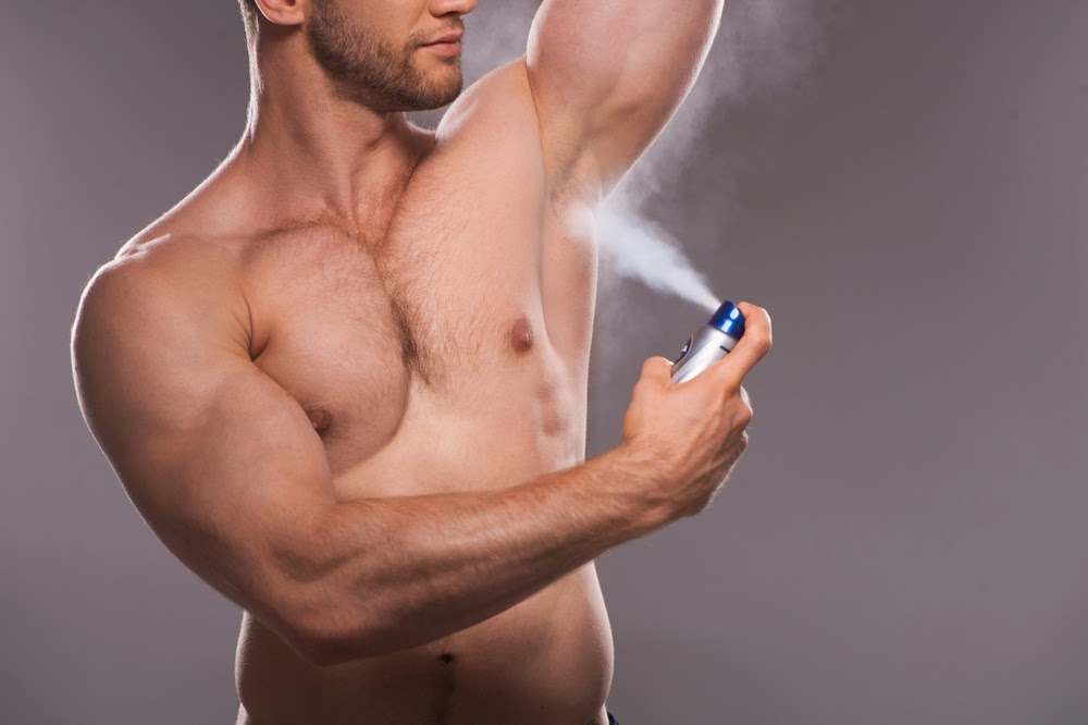 Study: Deo cheaper than showers