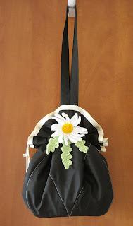 Сумка-скатерть для пикника «Ромашки для Наташки»