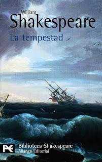La tempestad William Shakespeare