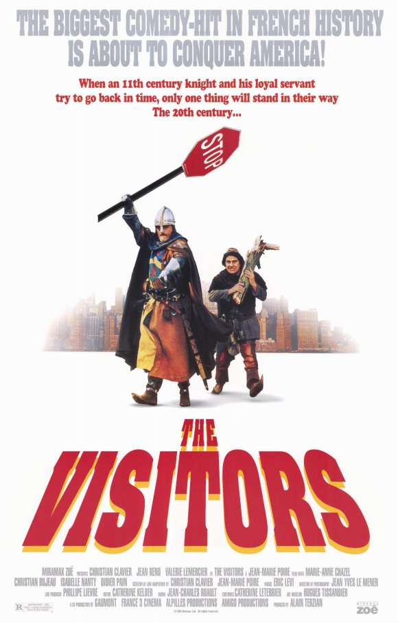The Visitors movie