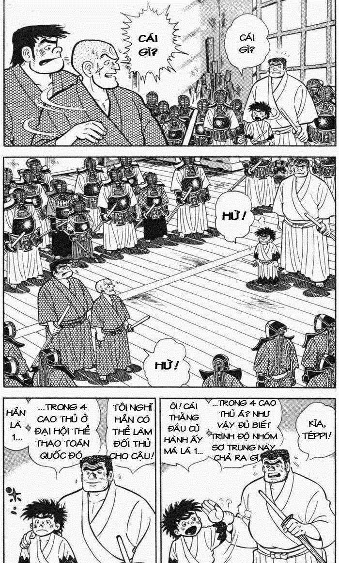 Siêu quậy Teppi chap 105 - Trang 20