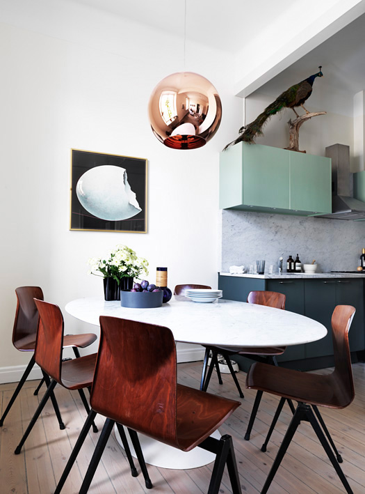 Jonas Ingerstedt Interior Home Stockholm