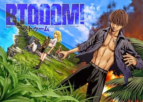 anime terbaik btoom