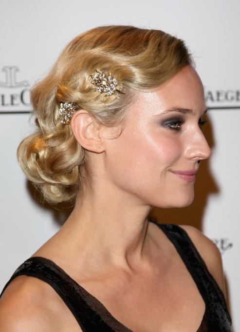 Modern Wedding Hairstyles - Bridal hairstyle ideas