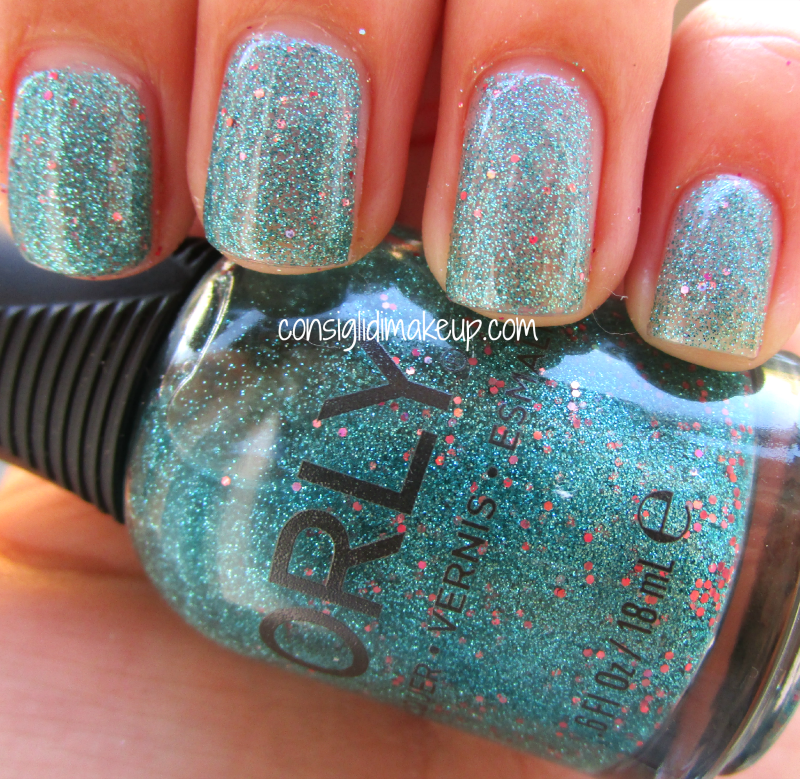 steal the spotlight orly sparkle