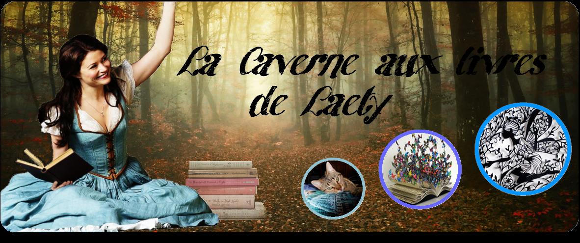 La Caverne aux Livres de Laety