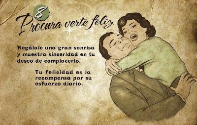 """""""Guía de la buena esposa - 11 reglas para mantener a tu marido feliz"""" - supuestamente publicado en 1953 por la Sección Femenina de Falange Española de las JONS Image9"""