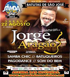 BATUTAS DE SÃO JOSÉ - JORGE ARAGÃO.