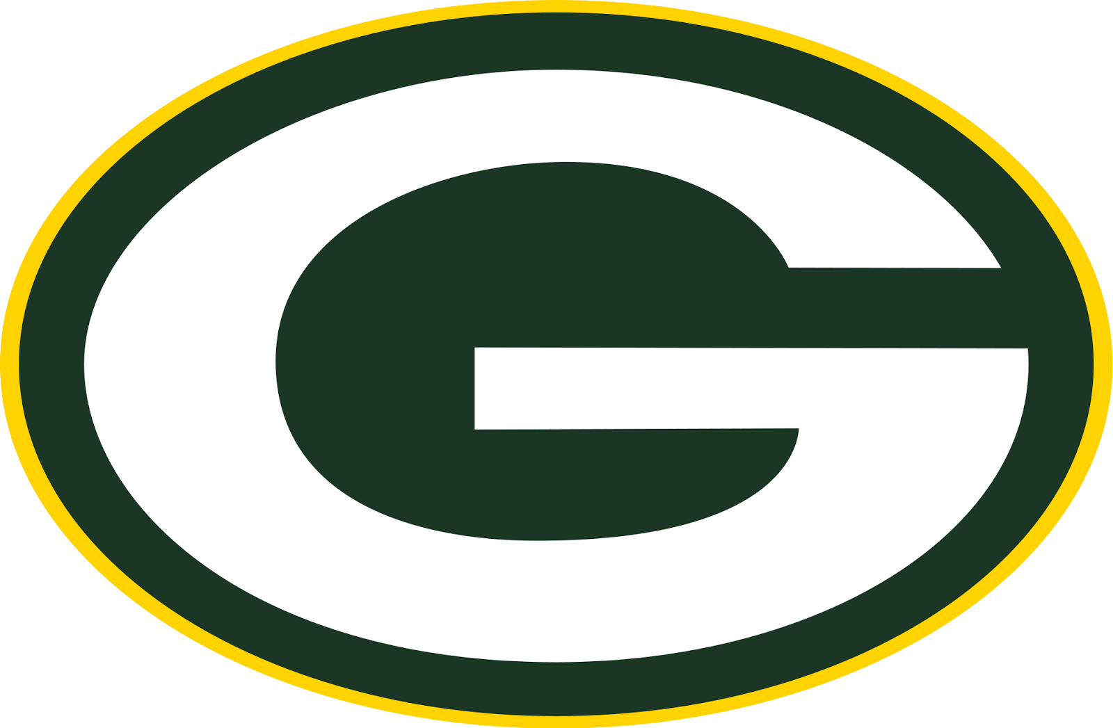 Ridiculous image with regard to green bay packers printable logo