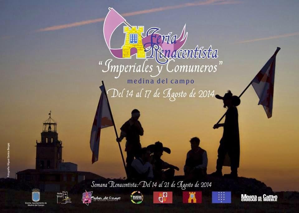 Feria Renacentista Medina 2014