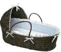 Basket Crib Bedding