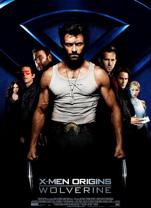 dustin off the reels xmen origins wolverine movie review