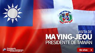 Visita de Estado del presidente de la República de China (Taiwán), Ma Ying-jeou