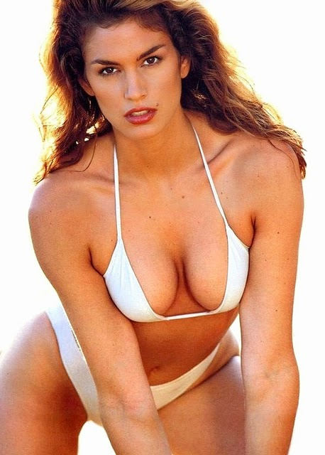 Blog Cindy Crawford .biz: Cindy Crawford with swimwears