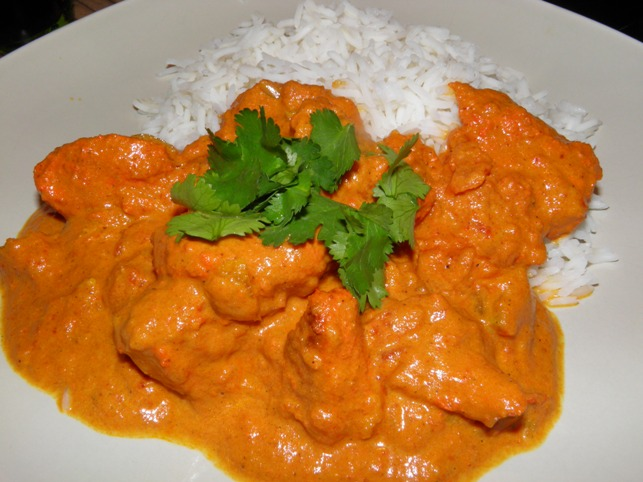 Anna's Cooking Adventure: 20110418 Chicken Tikka Masala
