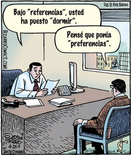 humor grafico referencias preferencias