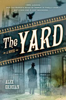 The Yard, Alex Grecian cover