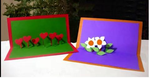 Como hacer tarjetas de cumplea os en foami imagui - Como hacer tarjetas de cumpleanos ...