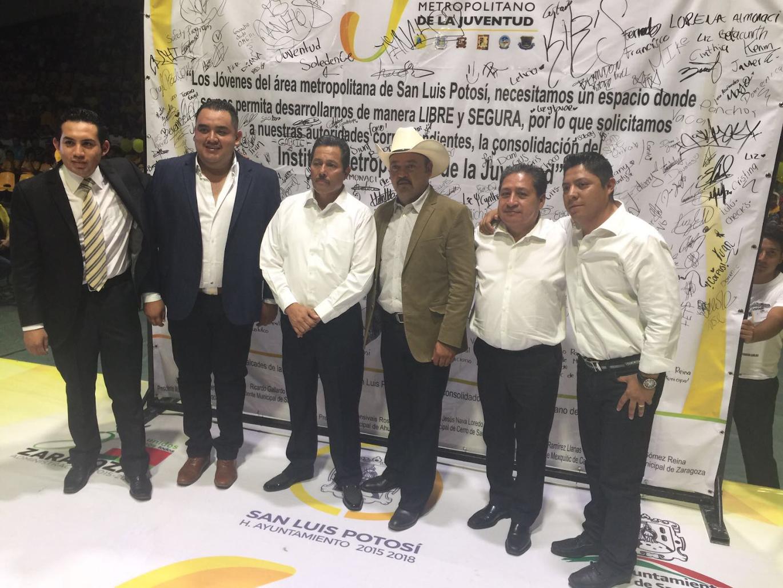 A INICIATIVA DE RICARDO GALLARDO JUAREZ, SE CREA EL INSTITUTO METROPOLITANO DE LA JUVENTUD